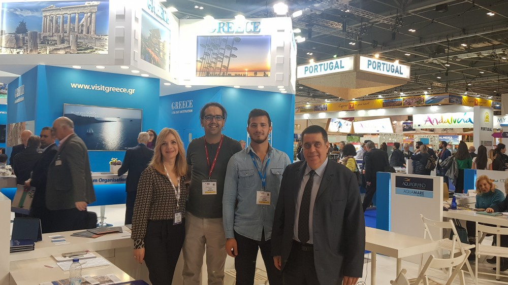 Η imonline στο World Travel Market 2019