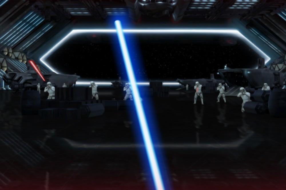 Lightsaber escape από την Google