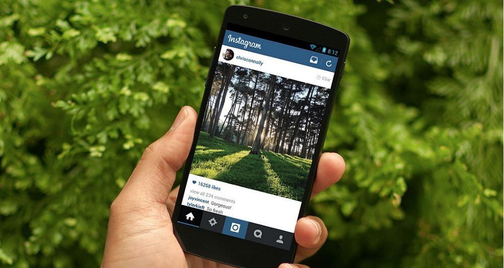 Ήρθε πιο βελτιωμένο το Instagram για Android Apps
