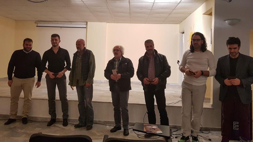 Με επιτυχία η παρουσία του ντοκιμαντέρ Η τέχνη του Μαντολίνου στην Κρήτη μέρος 1