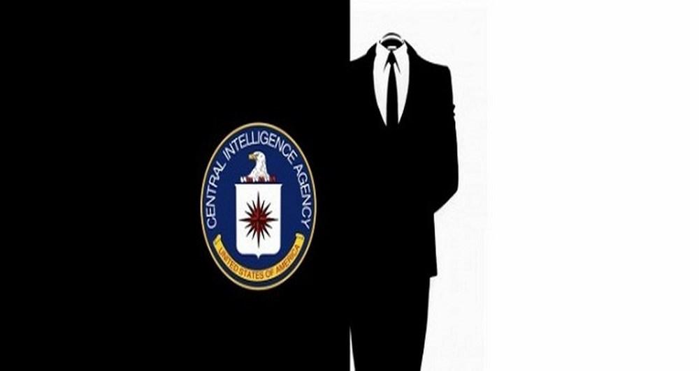 Anonymous vs CIA σημειώσατε ένα