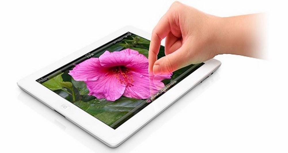 Και εγένετο the New iPad
