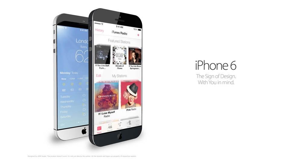 Το iPhone 6 θα είναι έτοιμο έως τον Ιούνιο του '14