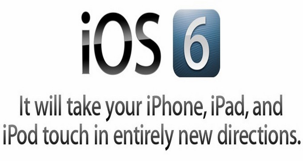 iOS 6 έρχεται και επίσημα