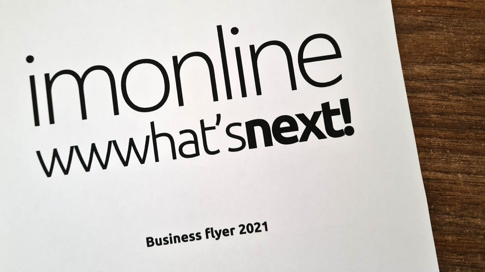 imonline Business flyer 2021