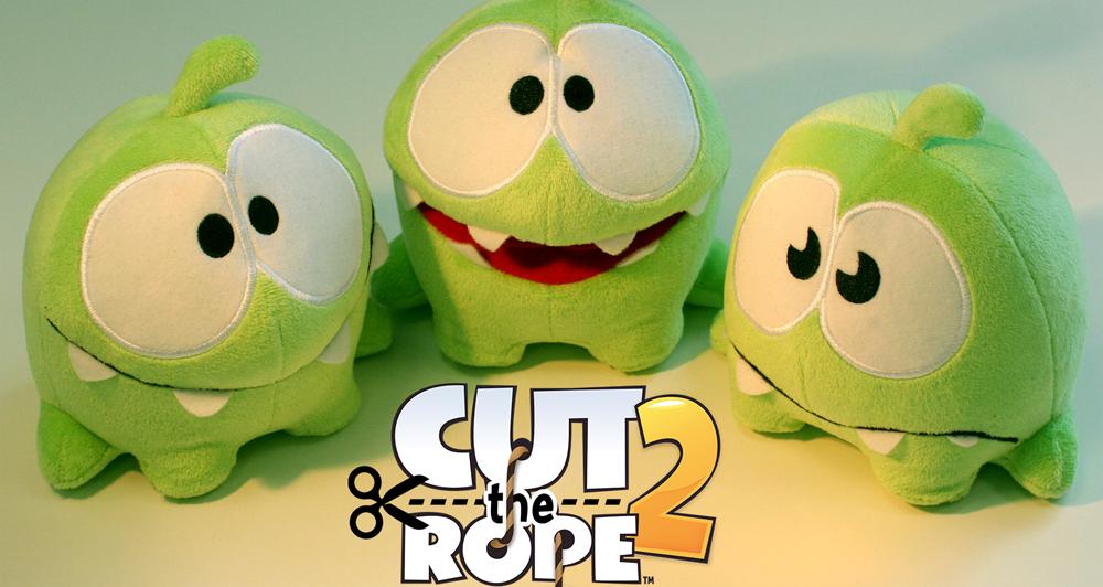 Cut The Rope 2: Διαθέσιμο στο Android