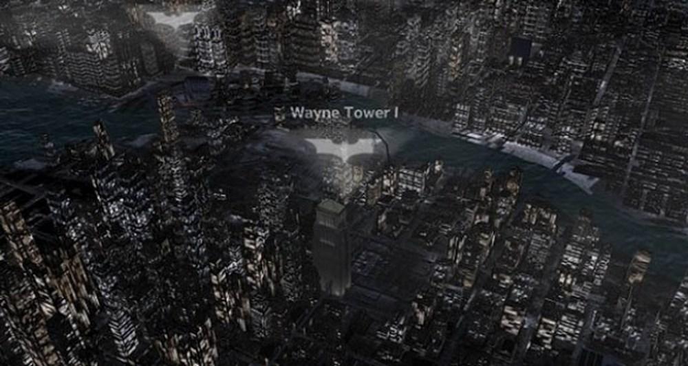 Nokia goes Gotham City