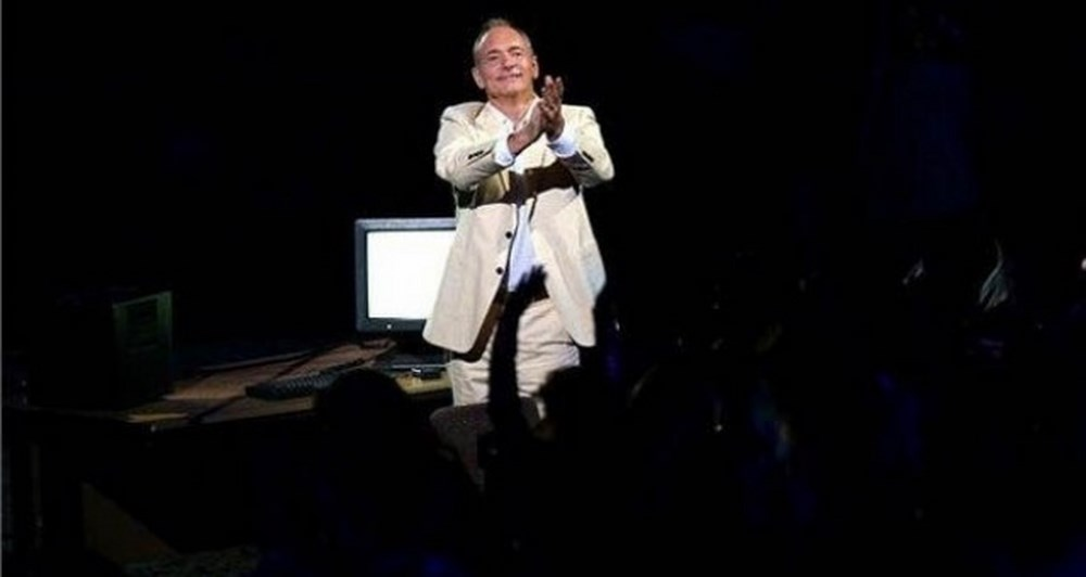 Τελετή έναρξης και Tim Berners Lee