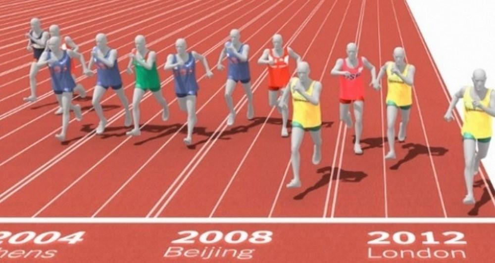 Τρέχουμε όλοι 100μ. σε 3D