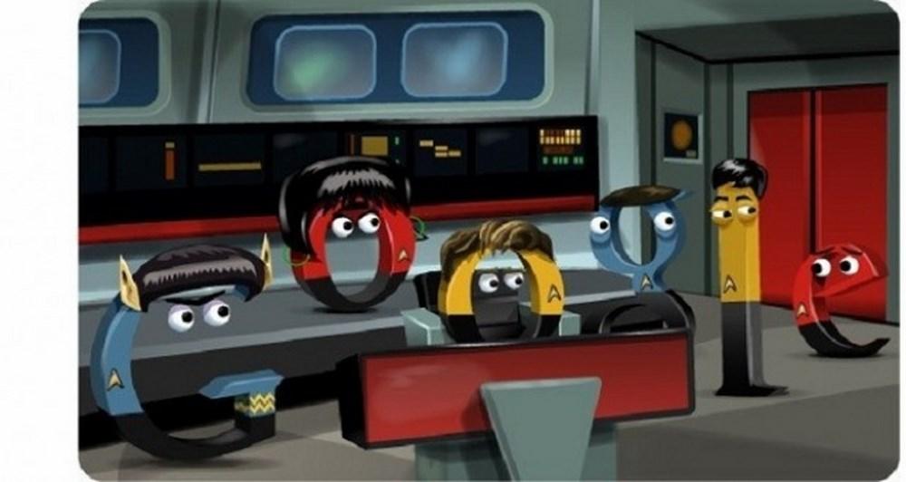 46 χρόνια Star Trek και Google