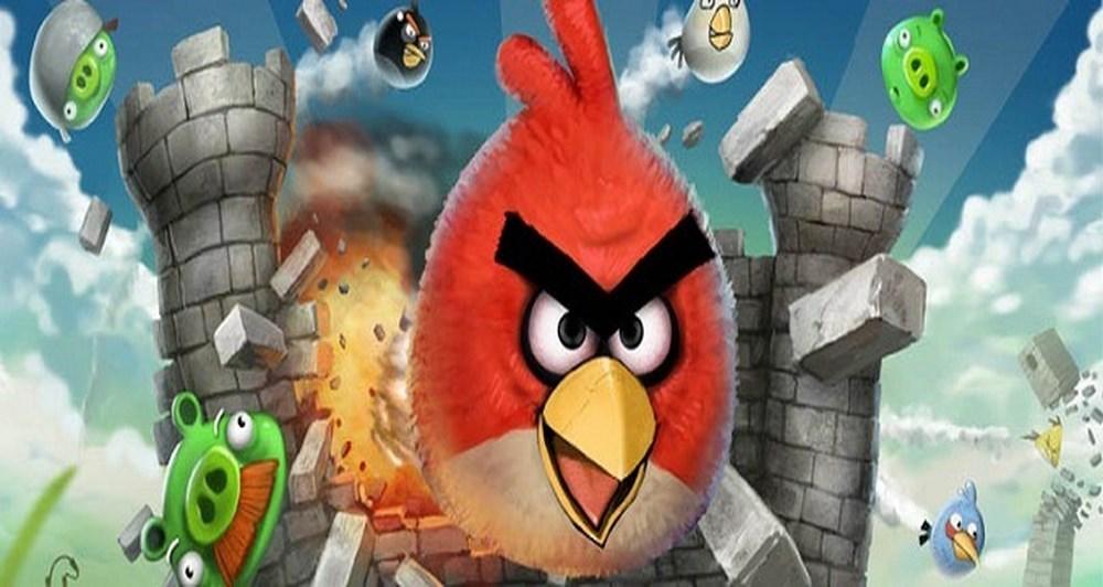 Τρελάθηκαν τα Angry Birds
