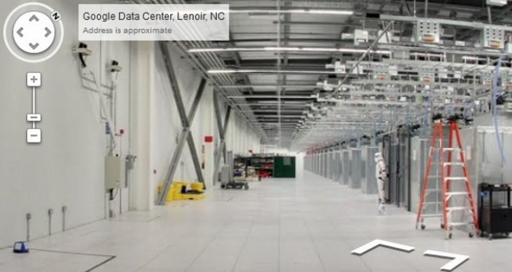 Μια βόλτα στα Data Center του Google