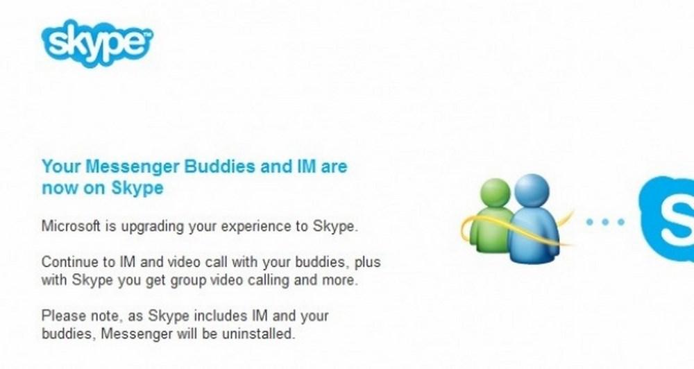 Τέλος εποχής για το MSN