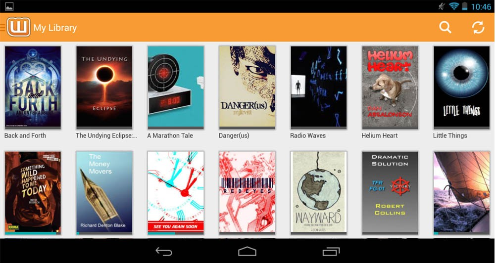 Νέες εκδόσεις για iOS και Android από το Wattpad