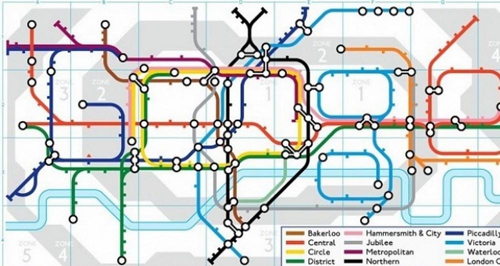 150 χρόνια μετρό Λονδίνου