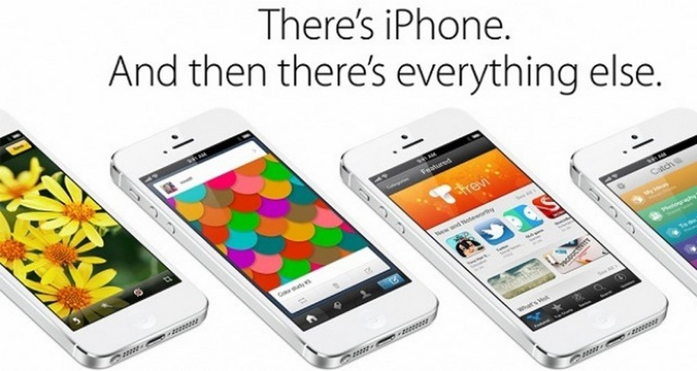 There's iPhone and then there's everything else