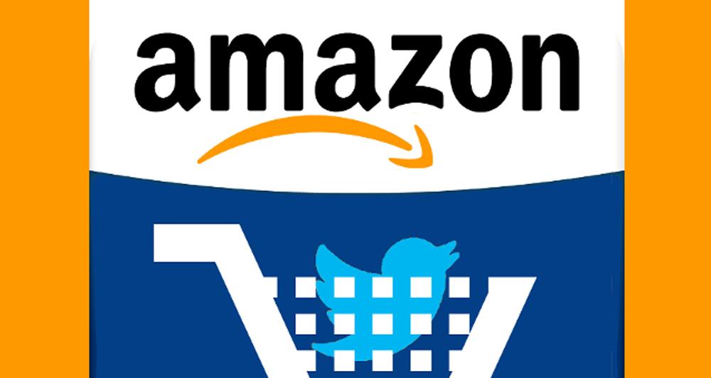 Η Amazon συνδέεται με το Twitter