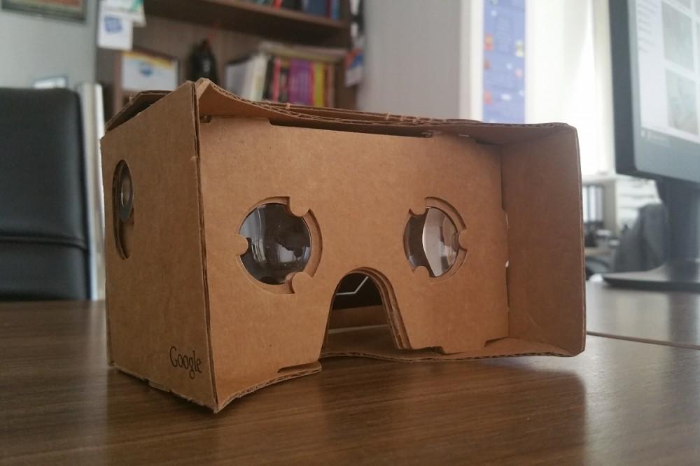 Hands on: Google Cardboard