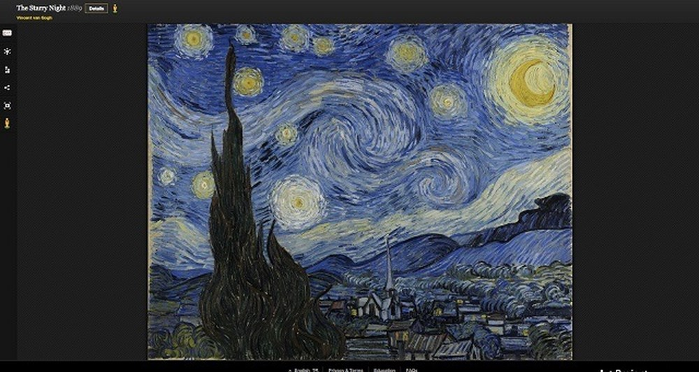 Google Art Project: Το ίντερνετ φέρνει την τέχνη στη ζωή μας
