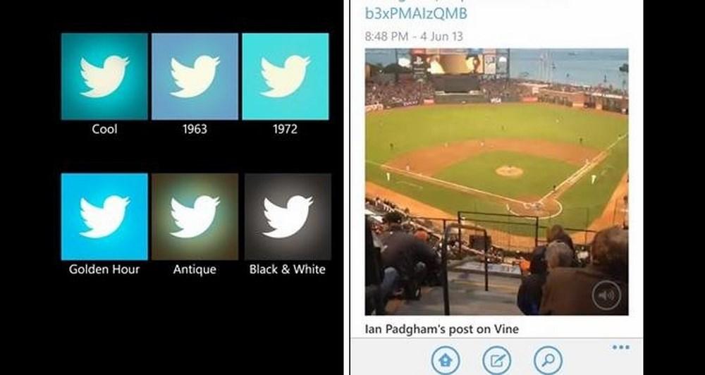 Νέα χαρακτηριστικά στο Twitter app