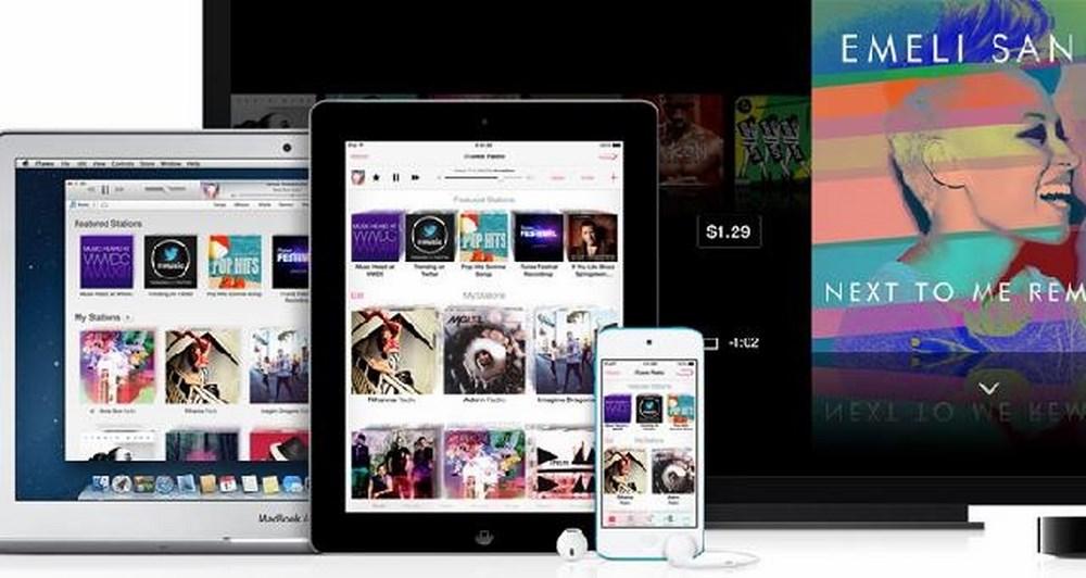iTunes Radio από την Apple