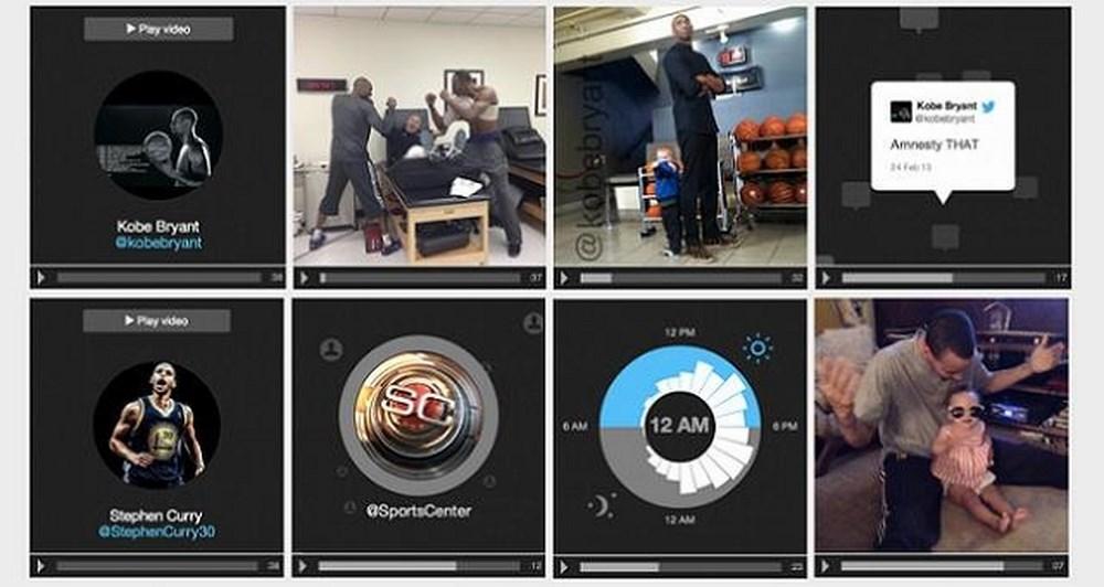 Βίντεο με τις καλύτερες στιγμές σου στο Twitter