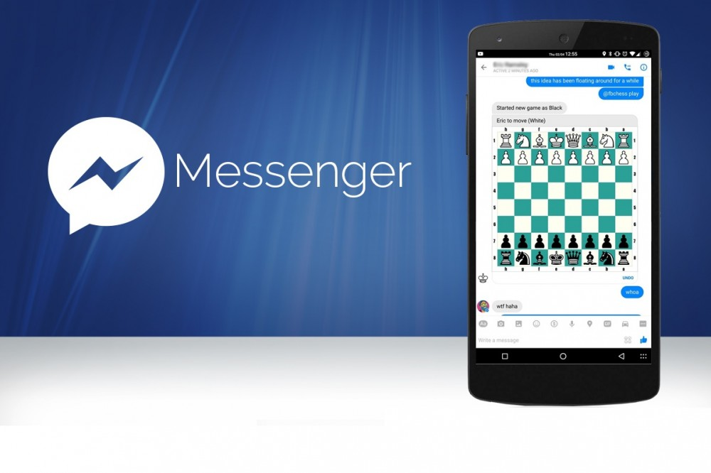 Σκάκι στο facebook chat