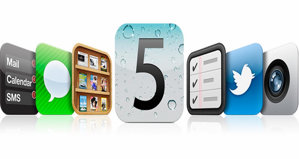 Ήρθε το iOS 5 σε iPhone, iPad και iPod touch