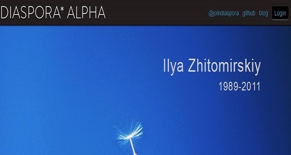 Το Diaspora χωρίς τον Ilya Zhitomirskiy