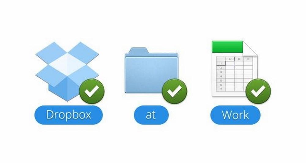 Team folder στο Dropbox for Business