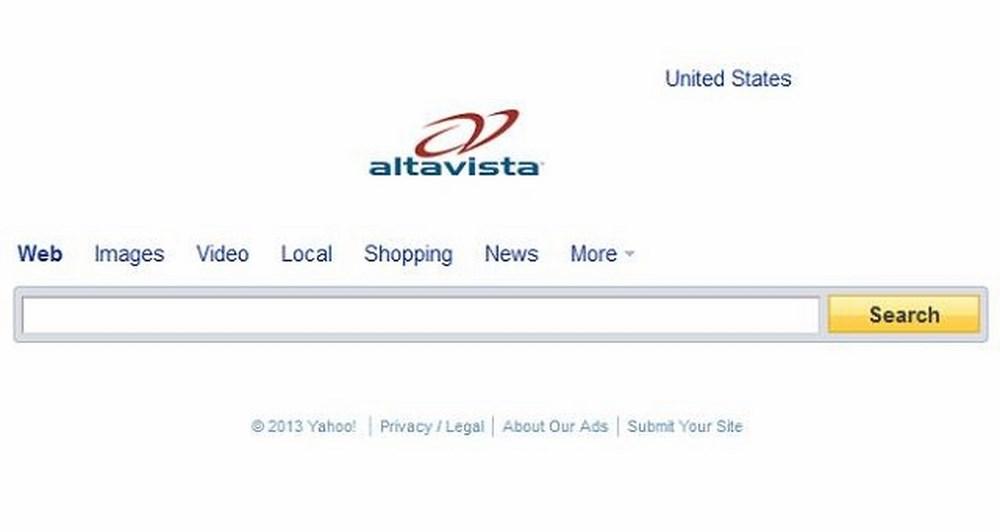 Κλείνει η μηχανή αναζήτησης Altavista