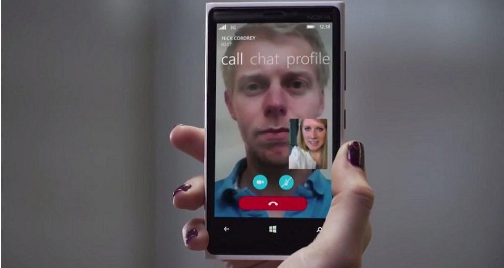 Νέα έκδοση του Skype για το Windows Phone 8.1