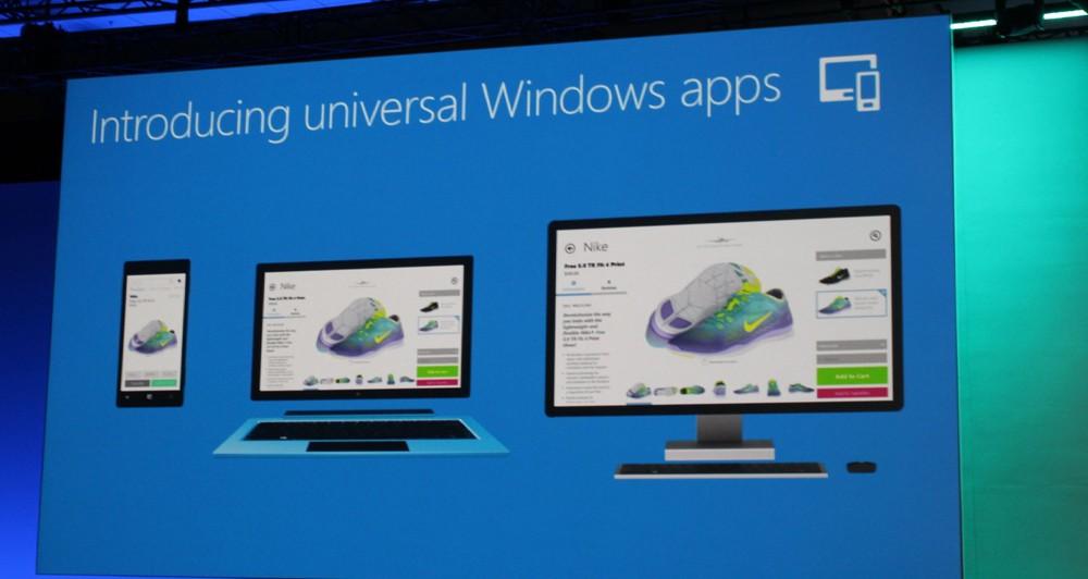 Universal Apps από τη Microsoft