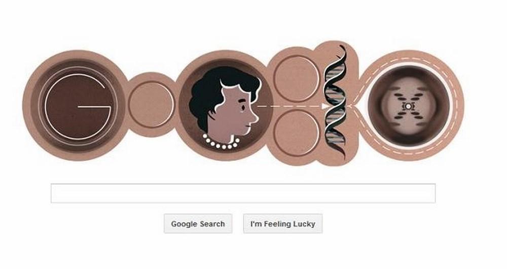 Το Google τιμά την μνήμη της Ρόζαλιν Φράνκλιν