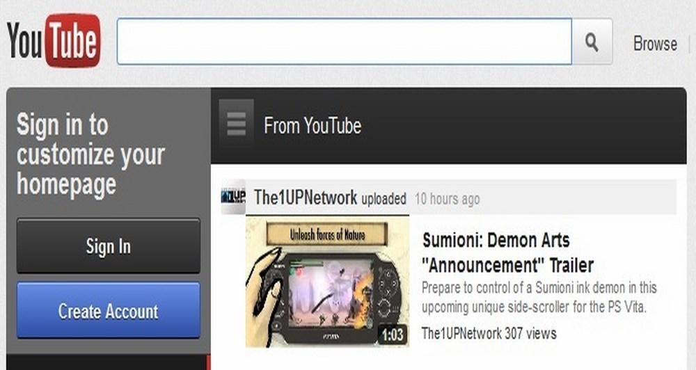 Όλα αλλάζουν, μαζί και το YouTube