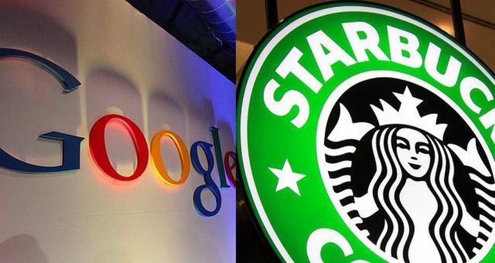 Η Google σε συνεργασία με τα Starbucks