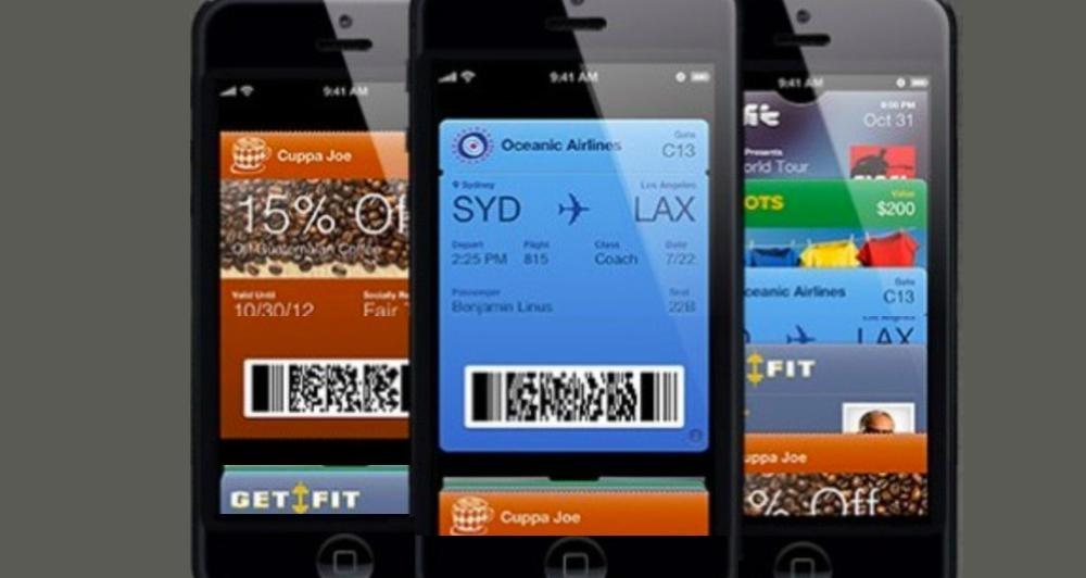 To Windows Phone 8.1 υποστηρίζει πλέον  την εφαρμογή  Apple Passbook Passes