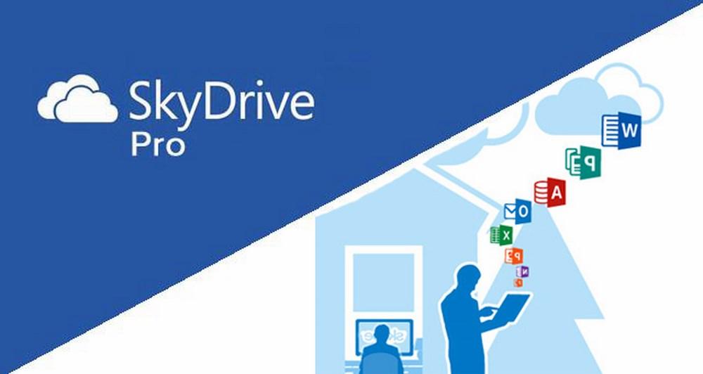 Νέα βελτιωμένα χαρακτηριστικά στο SkyDrive Pro