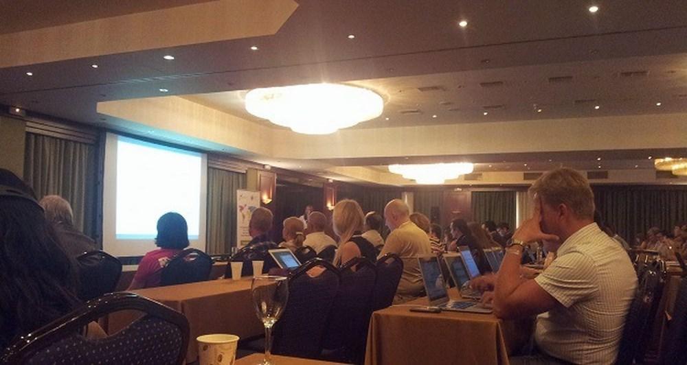 Η imonline στο 6ο διεθνές συνέδριο TLDCON 2013