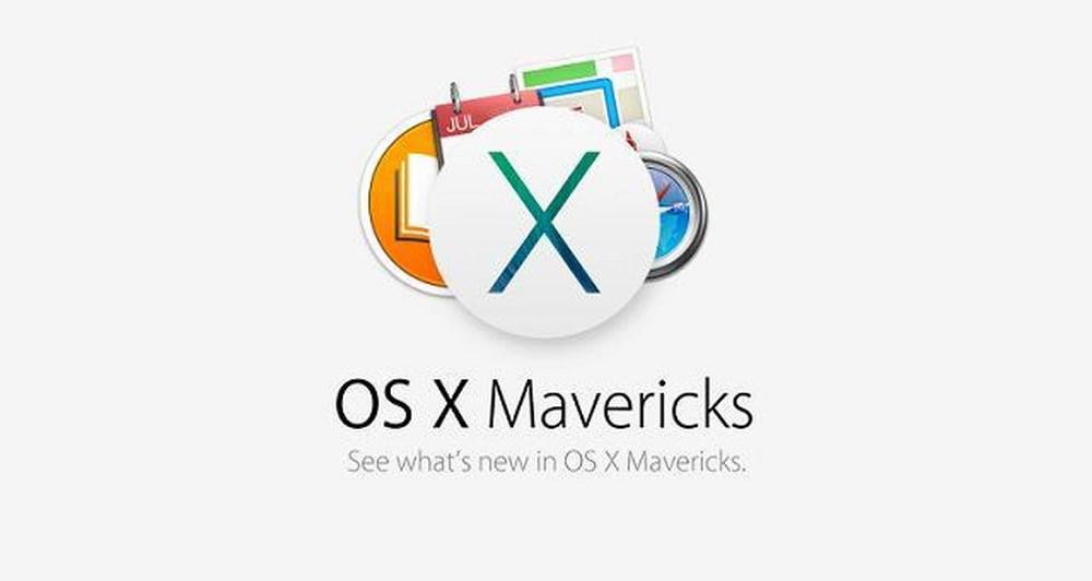 Ήρθε η έκδοση OS X Mavericks