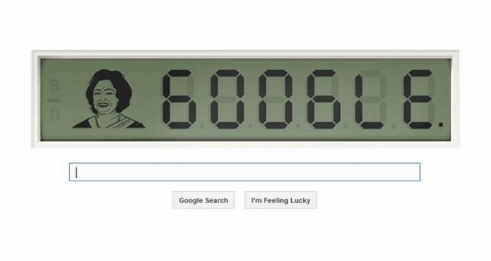 Το Google τιμά τον άνθρωπο-υπολογιστή, Σακουντάλα Ντεβί