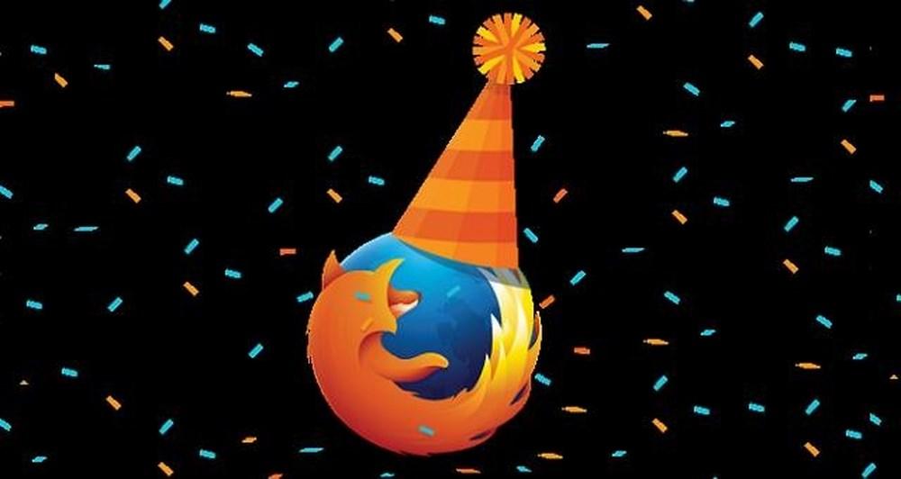 Εννέα χρόνια Mozilla Firefox
