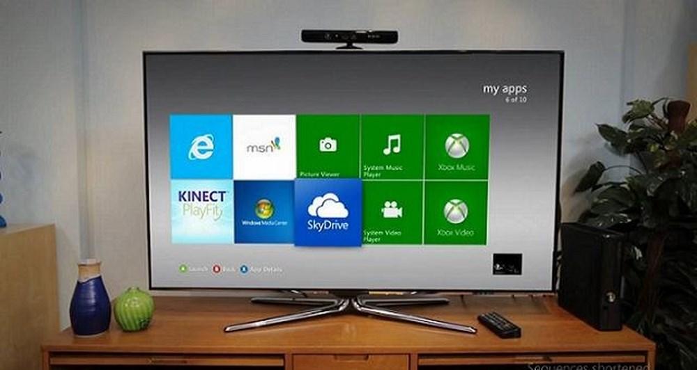 Το SkyDrive ενσωματώθηκε στο Xbox One