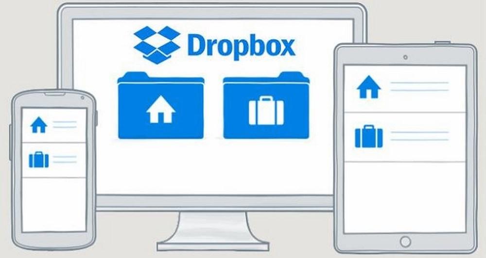 DropBox - Όλα σε ένα