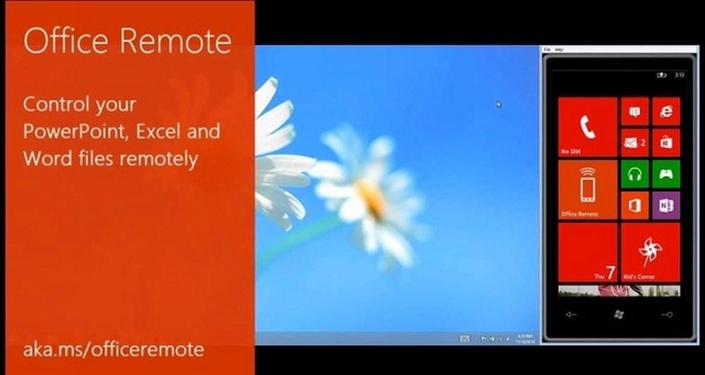 Έλεγχος των PC Office Docs από mobile συσκευές