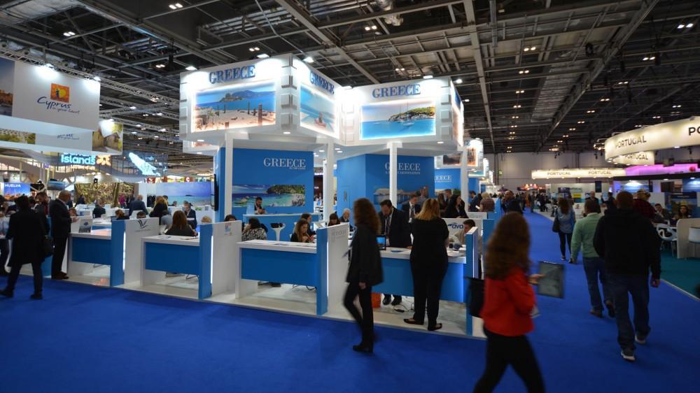 Η imonline στο Λονδίνο για το World Travel Market