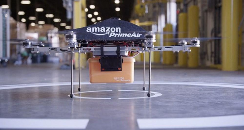 Η Amazon αλλάζει τα δεδομένα στον τρόπο αποστολής πακέτων