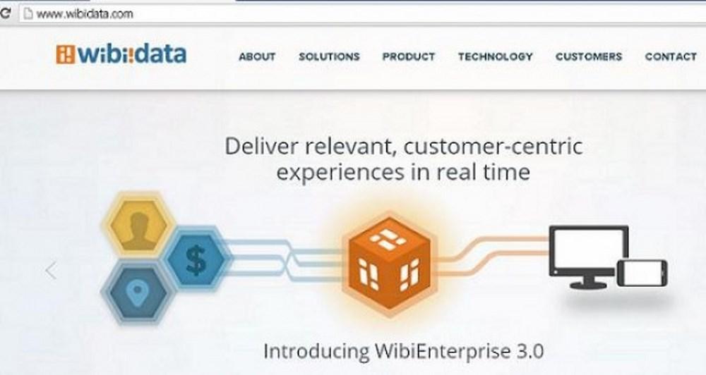 Wibidata νέος τρόπος στην αποθήκευση δεδομένων