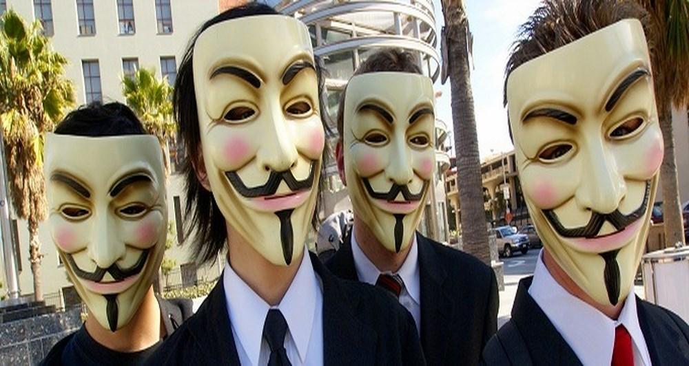 Οι Anonymous δεν ξέχασαν την Ελλάδα