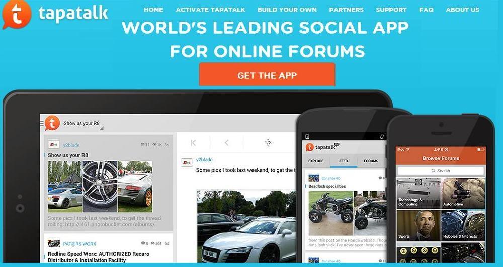 TapTalk: Νέα Video Messaging εφαρμογή